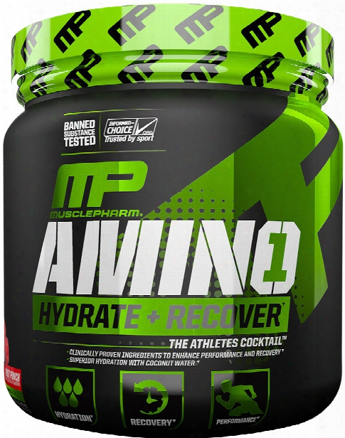 Musclepharm Amino1 - 30 Servings Cherry Limeadw