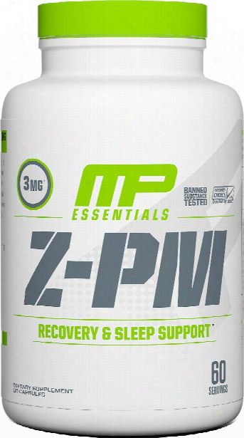 Musclepharm Essentials Z-pm - 60 Capsules