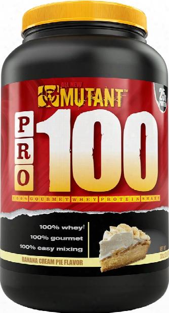 Mutant Pro 100 - 2lbs Banana Cream Pie
