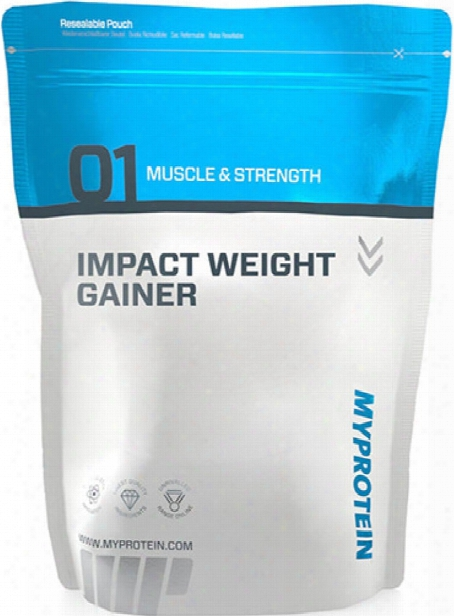 Myprotein Impact Weight Gainer - 5.5lbs Chocolate Smooth