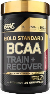Optimum Nutrition Gold Standard Bcaa - 28 Servings Cranberry Lemonade