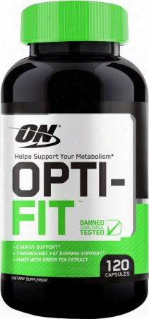 Optimum Nutrition Opti-fit - 120 Capsules