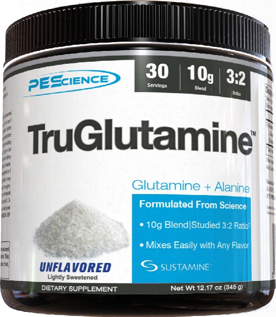 Pescience Truglutamine - 30 Servings Unflavored