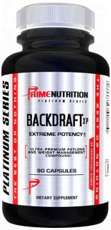 Prime Nutrition Backdraft-xp - 90 Capsules