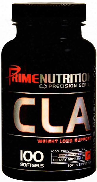 Prime Nutrition Cla - 100 Softgels
