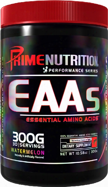 Prime Nutrition Eaas - 30 Servings Kiwi Strawberry