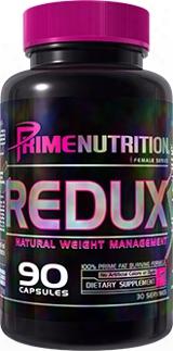 Prime Nutrition Redux - 90 Capsules