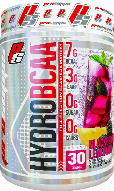 Prosupps Hydrobcaa - 30 Servings Blue Razz