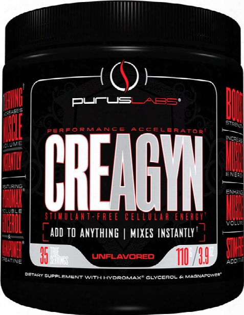 Purus Labs Creagyn - 35 Servings Unflavored