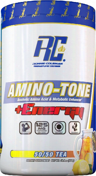 Ronnie Coleman Signature Series Amino-tone + Energy - 30 Servings 50/5