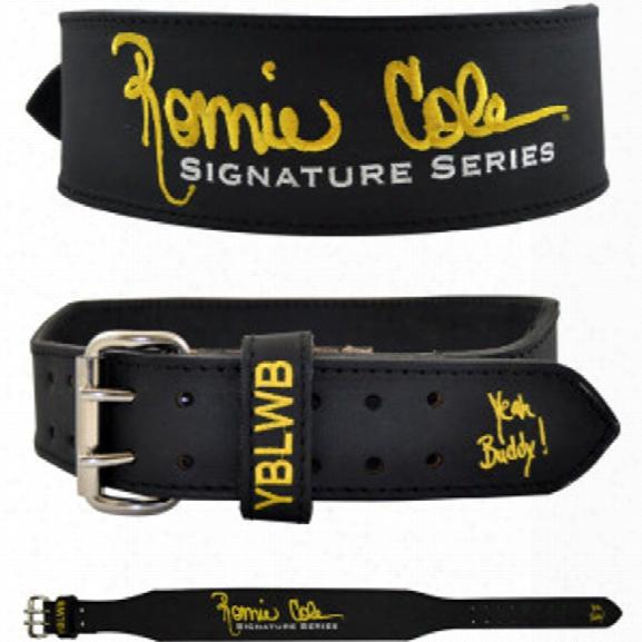 Ronnie Coleman Signature Series Power Lifting Belt - Xl