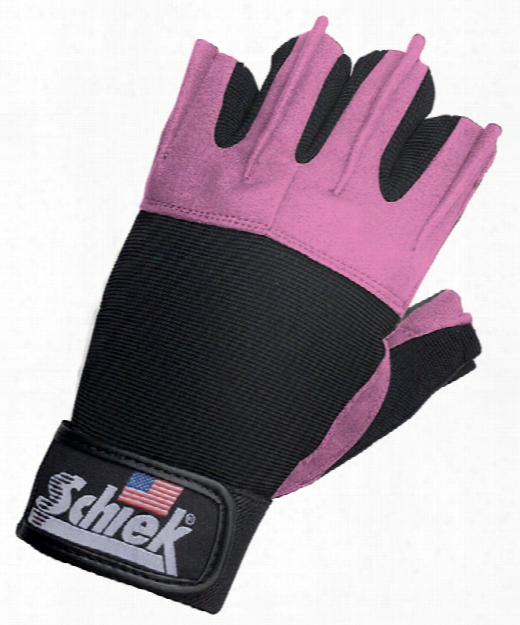 Schiek Sports Model 520 Women's Lifting Gloves - Xs