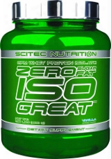 Scitec Nutrition Zeo Isogreat - 40 Servings Vanilla