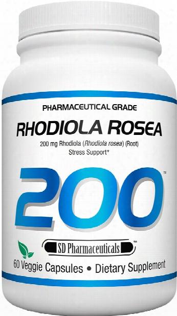 Sd Pharmaceuticals Rhodiola Rosea 200 - 60 Vcapsules