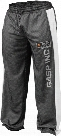 GASP NO1 Mesh Pants - Black/White Medium