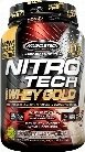 MuscleTech Nitro-Tech 100% Whey Gold - 2.2lbs Cookies & Cream