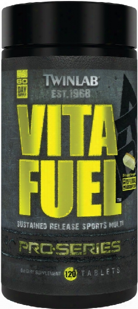 Twinlab Vita Fuel Proseries - 120 Tablets