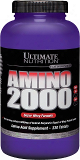 Ultimate Nutrition Amino 2000 - 330 Tablets