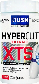 Usn Hypercut Thermo Xts - 60 Liquid Capsules