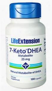 7-ketoâ® Dhea, 25 Mg, 100 Capsules