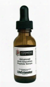Advanced Anti-glycation Peptide Sreum, 1 Oz