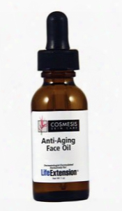 Anti-aging Face Oil, 1 Oz