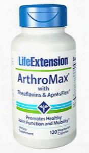 Arthromaxâ® With Theaflavins & Aprã¸sflexâ®, 120 Vegetarian Capsules