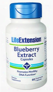 Blurberry Extract, 60 Vegetarian Capsules