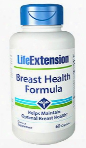 Breast Health Formula, 60 Capsules
