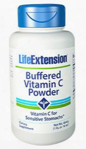 Buffered Vitamin C Powder, Net Wt. 454 G (1 Lb. Or 16 Oz.)