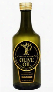 California Estate Organic Extra Virgin Olive Oil, 500 Ml (16.9 Fl Oz)