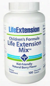 Children�s Formula Life Extension Mix™, 100 Chewable Tablets