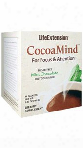 """Cocoamindâ""""¢, 14 Single-serving Packets, 6.56 Oz (186 G)"""
