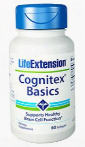 Cognitexâ® Basics, 60 Softgels