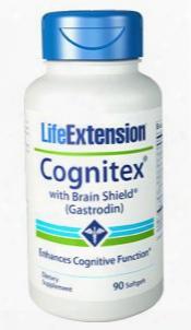 Cognitexâ® With Brain Shieldâ®, 90 Softgels