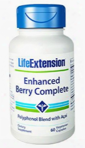 Enhanced Berry Complete, 60 Vegetarian Capsules