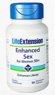 Enhanced Sex For Women 50+, 90 Vegetarian Capsules