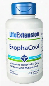 "Esophacoolâ""¢, 120 Chewable Tablets"