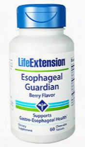 Esophageal Guardian, 60 Chewable Tablets