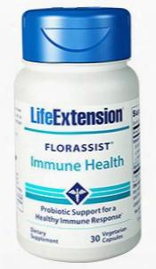 Florassistâ® Immune Health, 30 Vegetarian Capsules