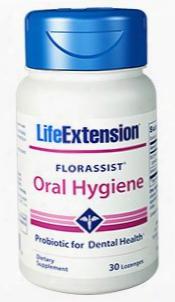 Florassistâ® Oral Hygiene, 30 Lozenges