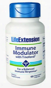 Immune Modulator With Tinofendâ®, 60 Vegetarian Capsules