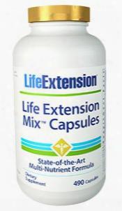 """Life Extension Mixâ""""¢ Capsules, 490 Capsules"""