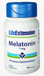 Melatonin, 1 Mg, 60 Capsules