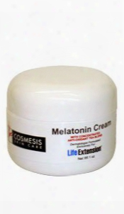 Melatonin Cream, 1 Oz