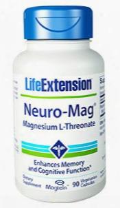 Neuro-magâ® Magnesium L-threonate, 90 Vegetarian Capsules