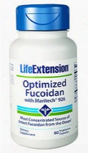 Optimized Fucoidan With Maritechâ® 926, 60 Vegetarian Capsules