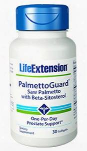 Palmettoguardâ® Saw Palmetto With Beta-sitosterol, 30 Softgels