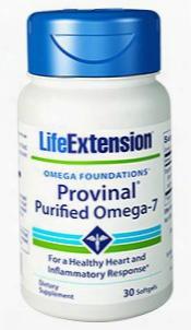 Provinalâ® Purified Omega-7, 30 Softgels
