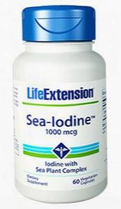"Sea-iodineâ""¢, 1000 Mcg, 60 Vegetarian Capsules"